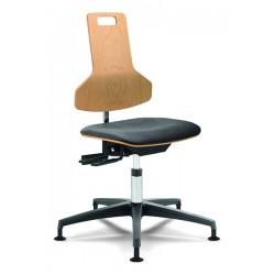 Arbeitstuhl mit Sitzpolster